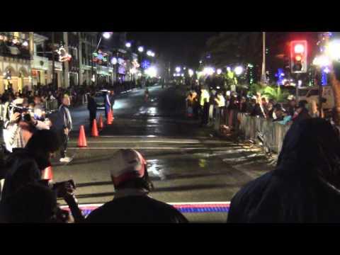 Front Street Mile Race Weekend bermuda January 13 2012