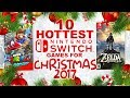 Top Nintendo Switch Games For Christmas 2017