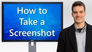 How to Take a Screenshot on Windows 10