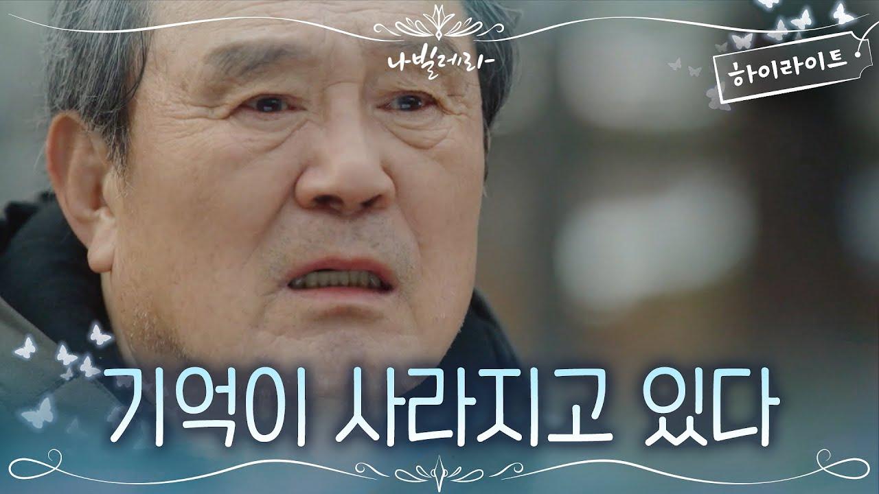 8화#하이라이트#점점 흐릿해지는 기억과 커져가는 두려움 속 박인환(맴찢)#나빌레라 | Navillera EP.8 | tvN 210413 방송