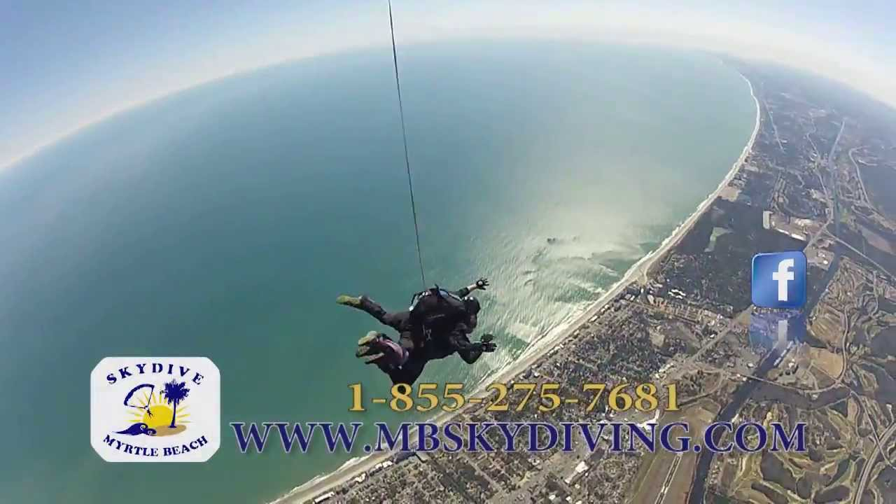 Skydive Myrtle Beach