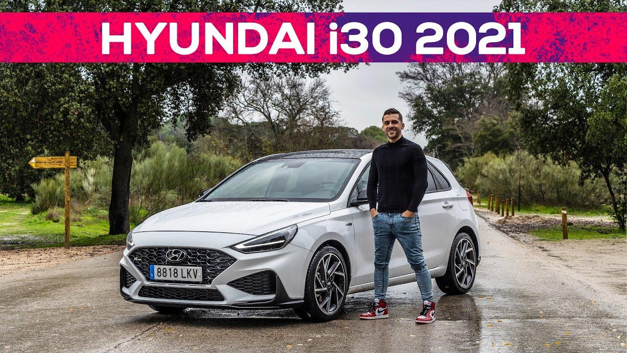 Hyundai i30 2021 | Prueba / Review en español | Coches SoyMotor.com