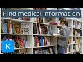 How to find medical research and literature - Human Anatomy | Kenhub