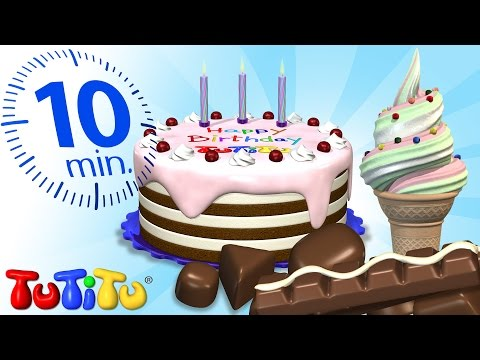 Thumbnail: TuTiTu Specials | Birthday Party | Toys and Songs for Children