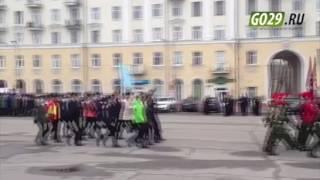 Репетиция парада Победы 2017 Северодвинск