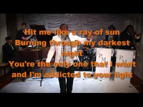 Halo - Vintage-LaVance Colley (Lyrics)