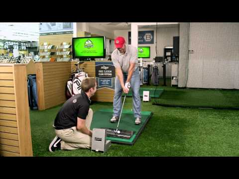 Golf Club Fitting - 2nd Swing Golf