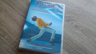 Queen - Live At Wembley Stadium 25Th Anniversary Edition UNBOXING 4K