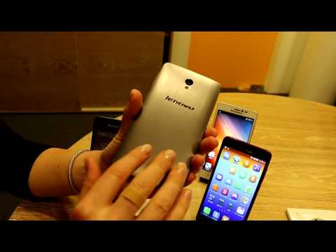 MWC 2014 | New Lenovo smartphones: S660, S850 and S860