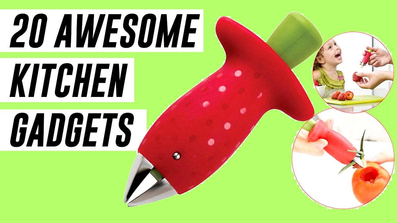 20 Kitchen Gadgets That Will Make Your Life Easier! Awesome Design