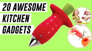20 Kitchen Gadgets That Will Make Your Life Easier!