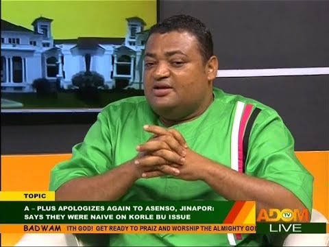 NCA to sanction more Radio Stations - Badwam Mpensenpensenmu on Adom TV (2-10-17)