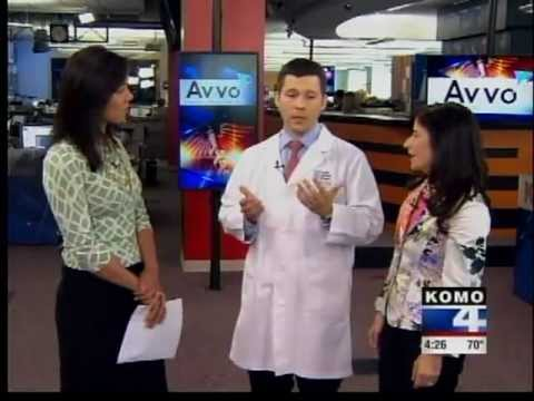 Seattle's KOMO News 4 interviews Dr. Joshua Buckler and mom, Nancy Manzo about Avvo