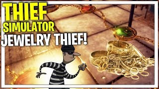 THEY WAS IN BED SLEEPING! - Thief Simulator Gameplay part 3