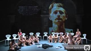 Biennale Teatro 2014 - Fabrice Murgia: Backstage Memories