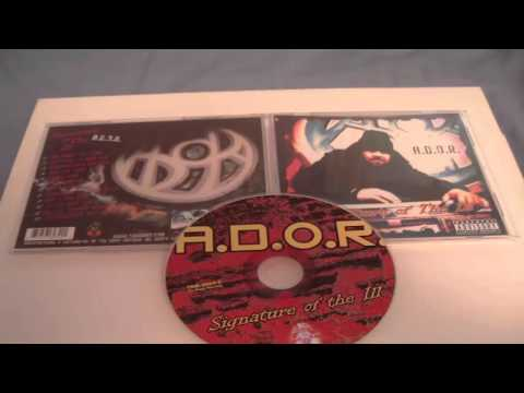 A.D.O.R. - Signature Of The Ill - (2005) Full Album