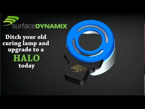 Surface Dynamix Halo Curing System
