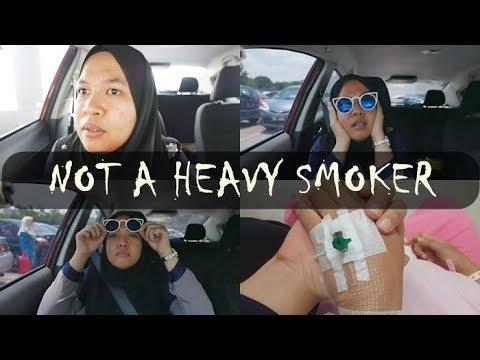 VLOG #2 : Not a Heavy Smoker & PARKING PARKING PARKINGGGGG