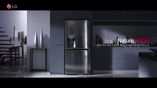 LG SIim French Door Fridges