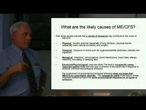 1 of 3 Chronic fatigue syndrome Myalgic Encephalomyelitis & Nutrigenomics Richard van