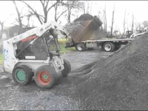1995 Bobcat 753 For Sale Youtube