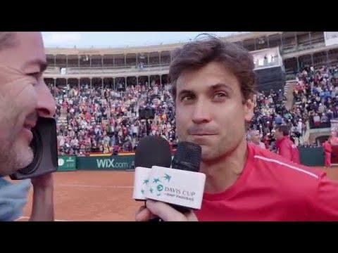 Interview: David Ferrer (ESP)
