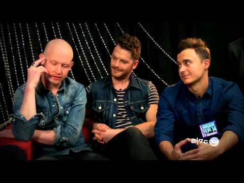 The Fray Interview - NYRE 2014