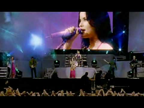 The Corrs- Live Lansdowne Road (Dublin) 1999- Only When I Sleep