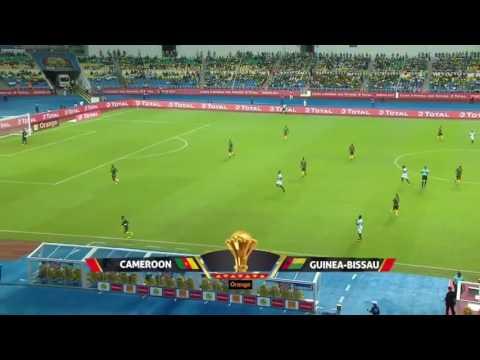 Kick Off terburuk & teraneh | Cameroon vs Guinea Bissau