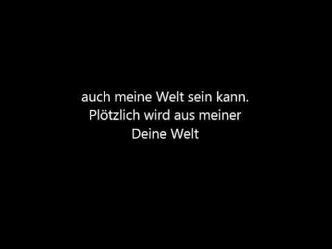 Aladdin In meiner Welt lyrics a whole new world german ...