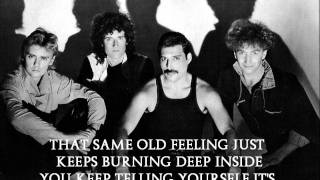 Queen - Keep Passing The Open Windows - Lyrics
