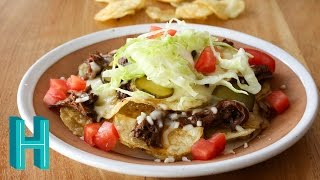 Baixar How to Make Potato Chip Nachos | Hilah Cooking