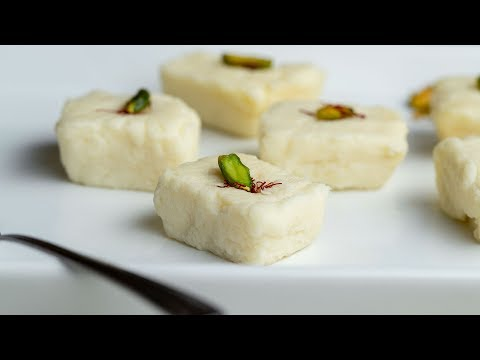 Popular Bengali Sweets Soft Chana Mishti