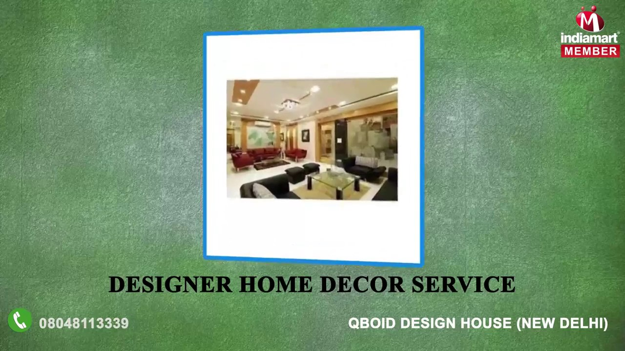 Office And Home Furniture Services By Qboid Design House, New Delhi