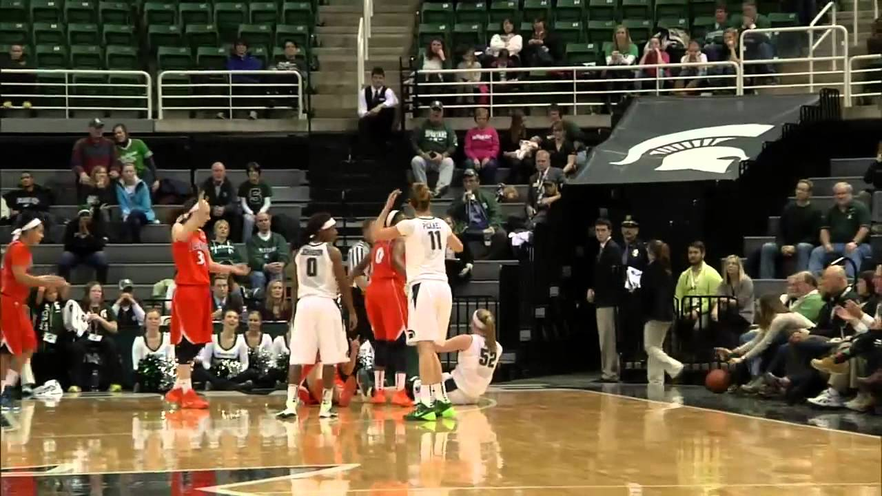 Illinois at Michigan State - Women's Basketball Wrap-up