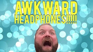One of Arron Crascall's most viewed videos: Biggest Awkward Headphone Compilation! | Arron Crascall