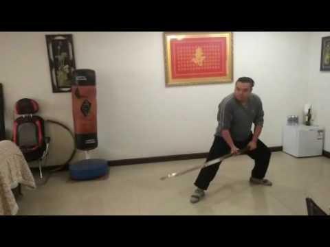 【CMA】Liu Bo (Chongqing)  | Miao Dao 苗刀