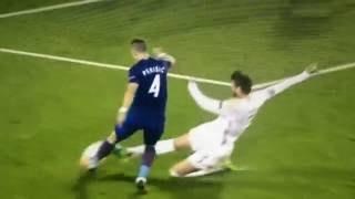 Победный гол Перишича, Хорватия - Испания 2:1, Евро-2016