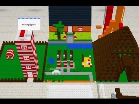 ´Build with Chrome´, el juego para construir con piezas de Lego