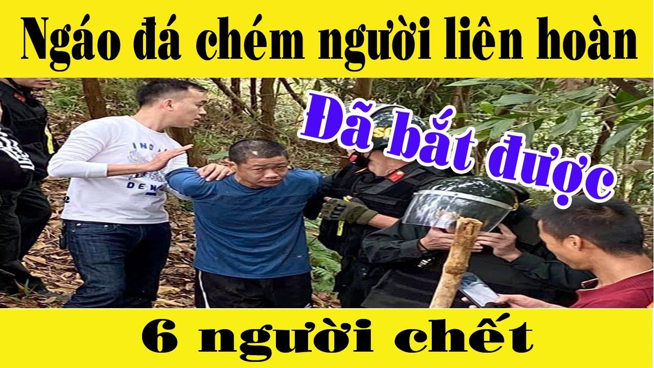 Chân dung kẻ ngáo đá chém chết 6 người ở Thái Nguyên ngày 26/12