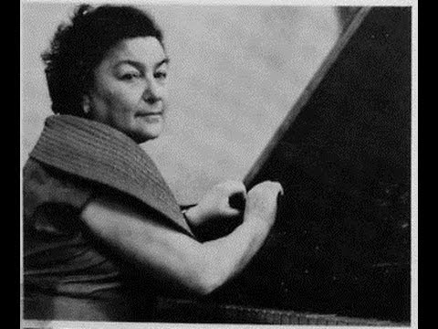 Maria Grinberg plays Chopin Ballade no. 4 opus 52