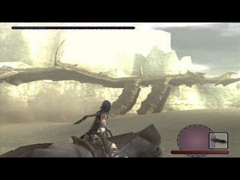 shadow of the colossus walkthrough part 12 colossus 13