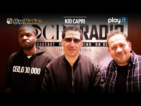 Kid Capri (Full) - Rap Radar