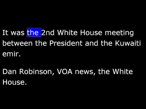 VOA news for Saturday, September 14th, 2013 - 20130914