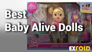 10 Best Baby Alive Dolls with Review & Details - Which is the Best Baby Alive Doll? - 2019