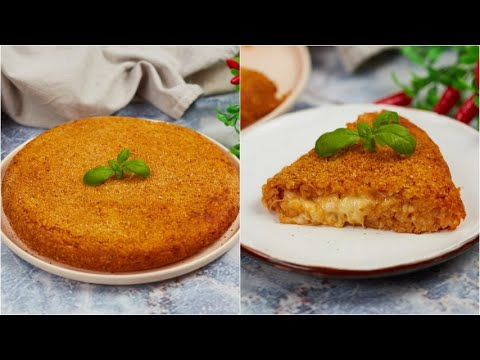 Tomato rice cake in a pan super delicious and easy to make