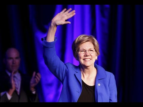 WATCH LIVE: Democratic Sen. Elizabeth Warren holds a news conference