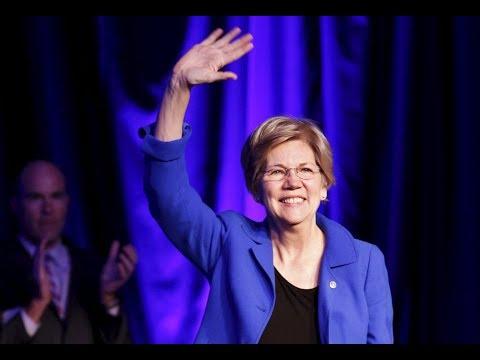 WATCH LIVE: Democratic Sen. Elizabeth Warren holds a news conference