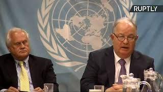 Заседание Совета Безопасности ООН по Украине