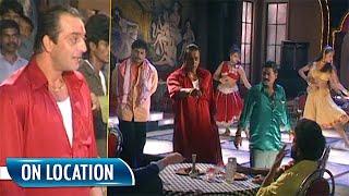 Vaastav On Location   Sanjay Dutt   Namrata Shirodkar   Flashback Video